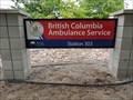 Image for BC Ambulance Service Station 303 - Ashcroft, British Columbia