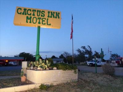 veritas vita visited Cactus Inn Motel - McLean, TX