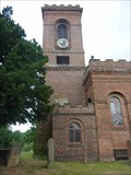 Image for Bell Tower, St John the Baptist, Wolverley, Worcestershire, England