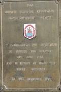 Image for Robert Laurence Binyon - Stoke Cenotaph Memorial Plaques - Stoke-on-Trent, Staffordshire.
