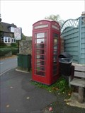 Image for Red Telephone Box, Lower Street, Cleobury Mortimer, Shropshire, England