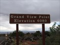 Image for Grand View Point - 6080'