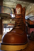 Image for Worlds Largest Boot - Red Wing, MN