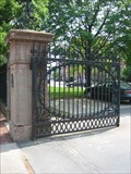 Image for Springfield Armory Gates - Springfield, MA