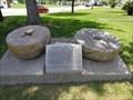 Image for Bushnell Millstones - Atlanta, Illinois, USA.