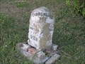 Image for National Road Milestone 147 - Morristown, Ohio