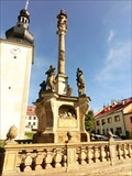 Image for Plague Column - Potstat, Czech Republic