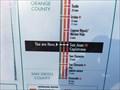 Image for Train Station Map - San Juan Capistrano, CA