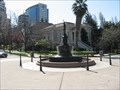 Image for Preservation Parkway fountain - Oakland, CA