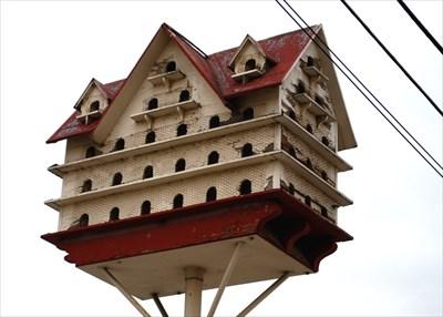 Gilgal Garden Birdhouse-Salt Lake City, Utah - Unique Bird ...