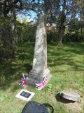 Image for Captain James Cotter - British Army War of 1812 - Northport, ON