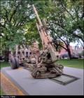 Image for CITER 155 mm howitzer - Edificio Libertador (Buenos Aires)
