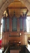 Image for Church Organ - All Saints - Leamington Hastings, Warwickshire