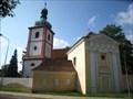 Image for kostel sv. Václava, Písek - Václavské predmestí, CZ