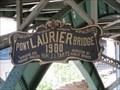 Image for Laurier Bridge - 1900 - Ottawa, Ontario