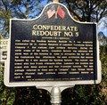 Image for Confederate Redoubt No. 5 - Spanish Fort, AL