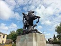 Image for St George - Lord's Roundabout, St John's Wood, London, UK
