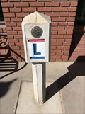 Image for Lincoln Highway Marker - White Pine Chamber of Commerce - Ely, NV