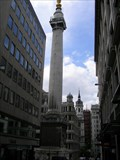 Image for The monument - London,U. K.