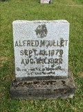 Image for Alfred Moullet - Wisner Cemetery - Linn County, Oregon
