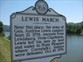 Image for Lewis' March