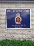 Image for Royal Canadian Legion Caradoc Branch #251 - Mt. Brydges, Ontario, Canada