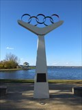 Image for Olympic Rings Rotary Memorial - Ballarat, Australia