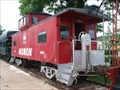 Image for Monon caboose #81532 - Indiana Railway Museum, French Lick