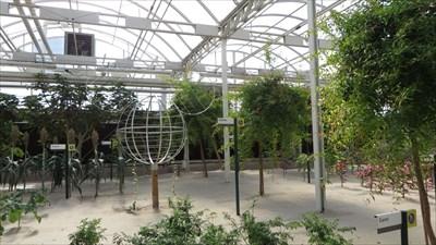 veritas vita visited The Land Greenhouses at Epcot