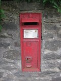 Image for Victorian Post Box - Upper Lydbrook, Gloucestershire, UK