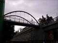 Image for Hamilton Avenue Light Rail Station Bridge - Campbell. California