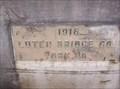 Image for Mill Creek Bridge - 1916 - East Palatka, Florida