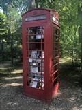 Image for Red Telephone Box - Boltenhagen - Mecklenburg-Vorpommern, Germany