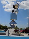 Image for Five shapes in nature that have equal angles and edge lengths - OKC, OK