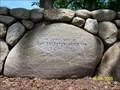 Image for Joan Egleston Appleton memorial at Appleton Farms, Ipswich, MA