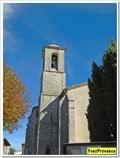 Image for Clocher de l'église Saint Sébastien - Vachères, France