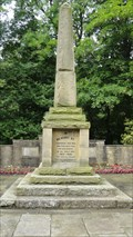 Image for Combined World War I And World War II Memorial – Luddenden Foot, UK