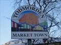Image for Todmorden Market Town - Todmorden, UK