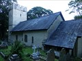 Image for St illtyd's - Churchyard - Oxwich - Wales, Great Britain.