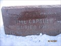Image for Flat Iron Park Time Capsule ~ Clark SD