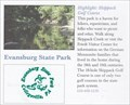 Image for Evansburg State Park - Collegeville, PA
