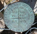 Image for U.S. General Land Office Survey Marker 1914 - Gold Canyon, AZ