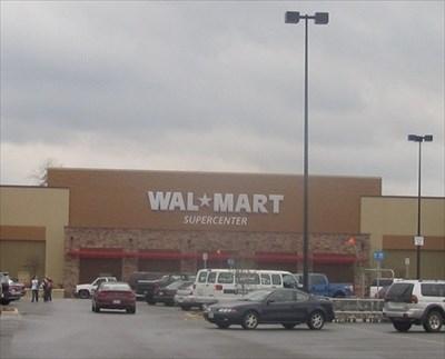 Walmart Supercenter Branson Missouri 4381 Wal Mart Stores On