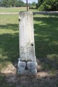 "Image for Edmond ""Bob"" Barnes Memorial - Pleasant Hill, Louisiana"