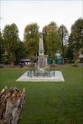 Image for Canterbury Boer War Memorial - Dane John Park, Canterbury, UK