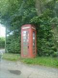 Image for Isolated Box, near Stoke Bliss, Worcestershire, England
