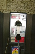 Image for Payphone - Inside - NB Rend Lake Rest Area ~ Benton, IL