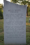 Image for BELLS MINES CHURCH - BELLS MINES CEMETERY CRITTENDEN COUNTY, KENTUCKY
