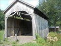 Image for SHORTEST - Covered Bridge in the United States - Elkton, OH