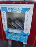 Image for Hannah's Little Library - Tastee Treat - Richford, NY